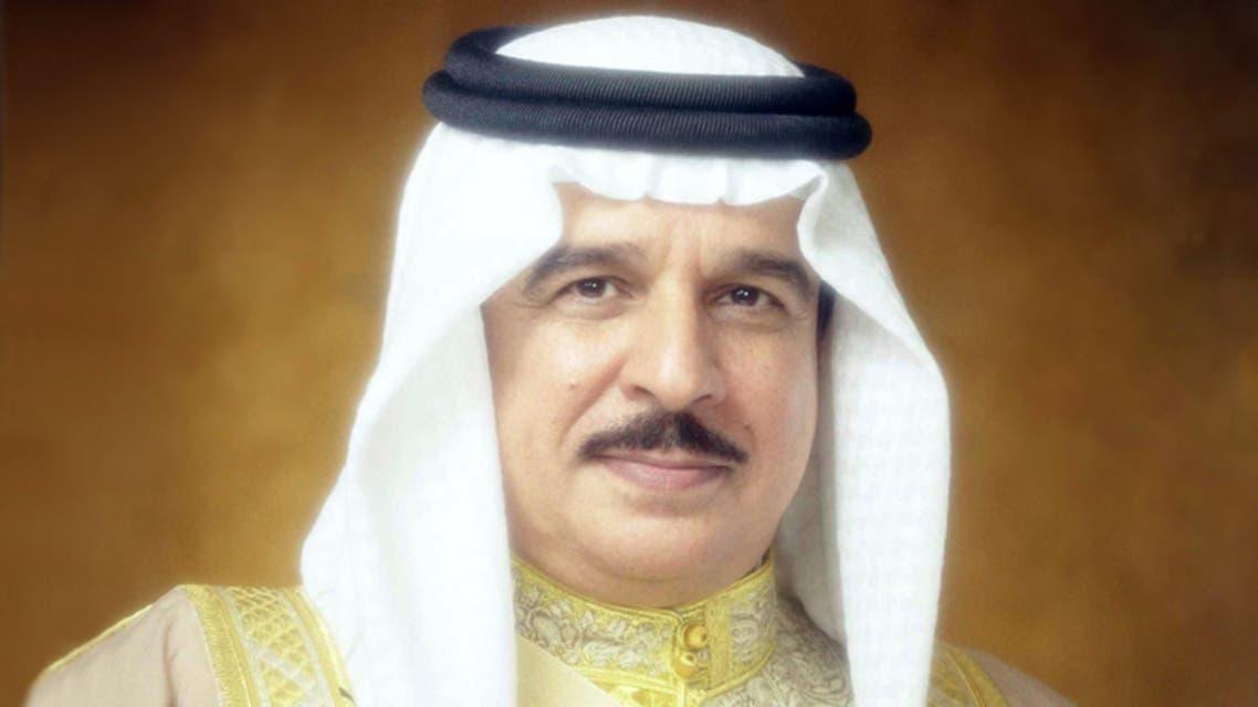 العاهل البحرين الملك حمد بن عيسى آل خليفة