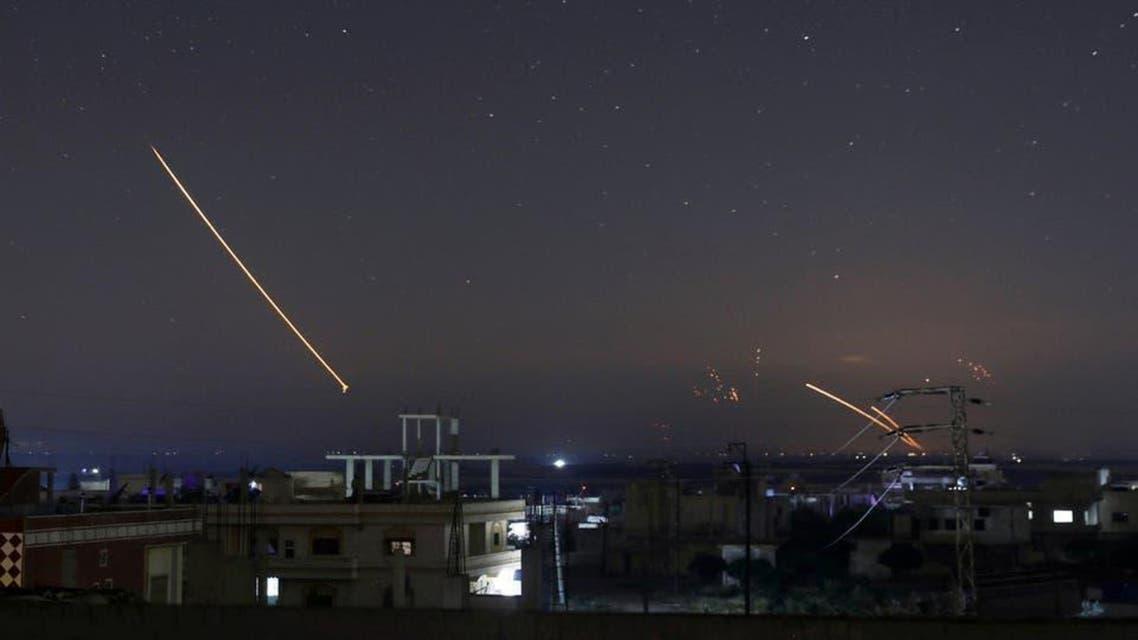 Israeli attack on syria