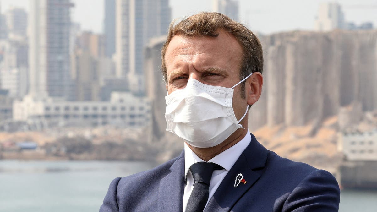 French president to address situation in Lebanon on Sunday after PM-designate resigns thumbnail