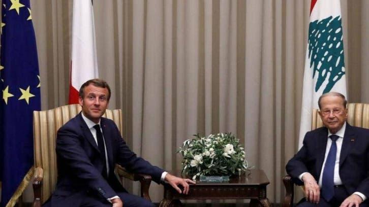أهدى وساما لفيروز.. ماكرون يزور بيروت مجددا