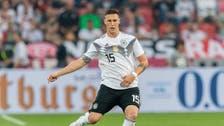 زوله يغيب عن مباراة ألمانيا ورومانيا