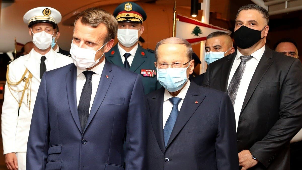 France's roadmap sets blistering pace for Lebanon to change course thumbnail