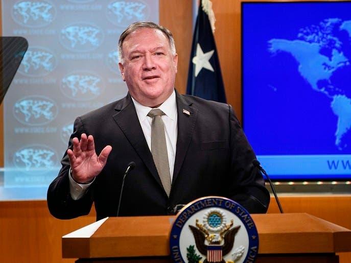 بومبيو يكشف سبب سحب جزء من القوات الأميركية من العراق