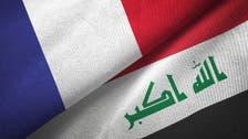 France's FM says held talks with Iraq's President Salih