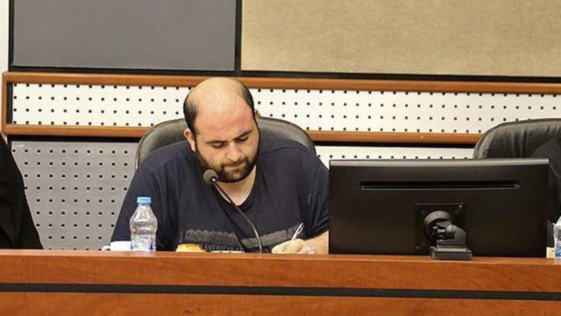 الصحافي الايراني محمد مساعد