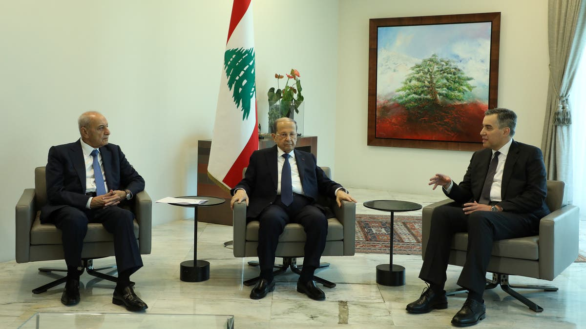 Lebanon's largest Christian party offers proposal to resolve dispute over new cabinet thumbnail