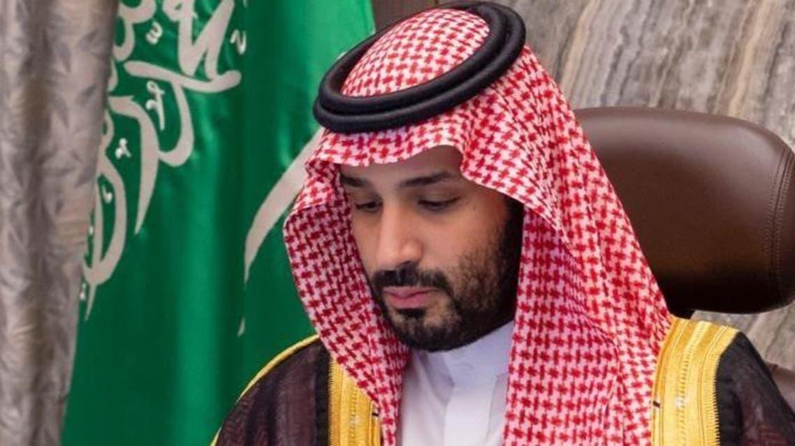 ولي العهد السعودي الأمير محمد بن سلمان يشارك في مجلس الوزراء السعودي