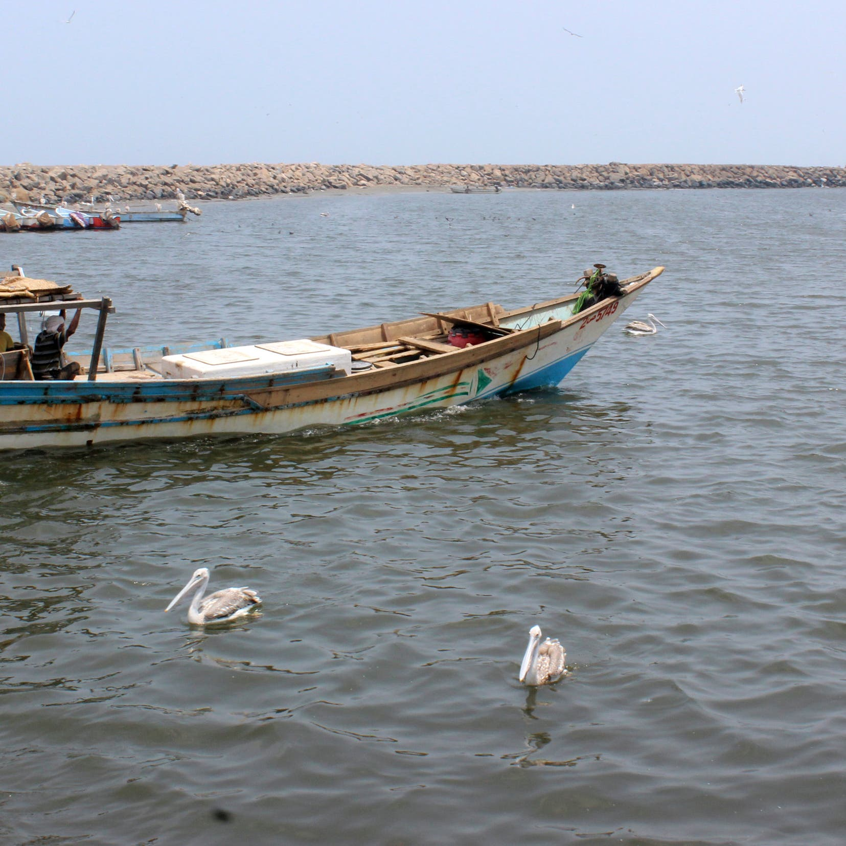 التحالف: اعتراض زورق حوثي مفخخ جنوب البحر الأحمر