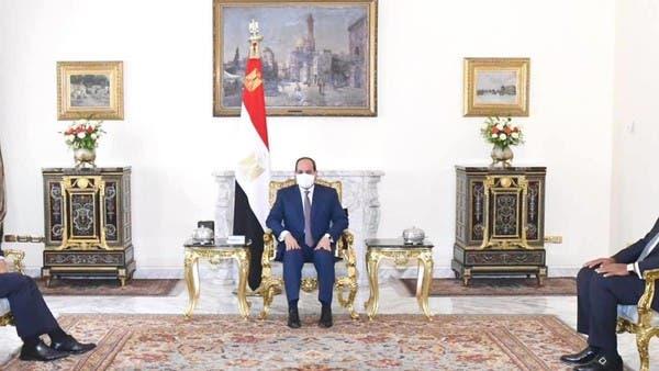 السيسي مجدداً: متمسكون باتفاق ملزم وقانوني لسد النهضة