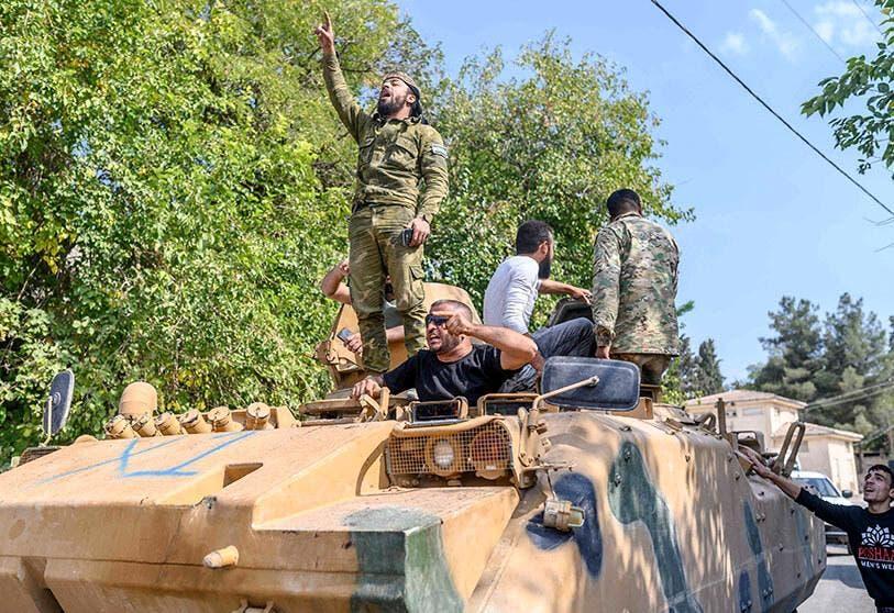 مرتزقة في ليبيا