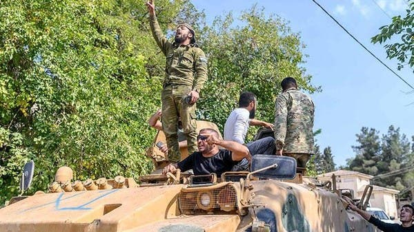 المرصد السوري يؤكد توقف عودة مرتزقة تركيا من ليبيا إلى سوريا