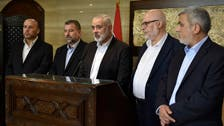 Hamas chief Haniyeh in Lebanon to meet Palestinian factions, Hezbollah's Nasrallah