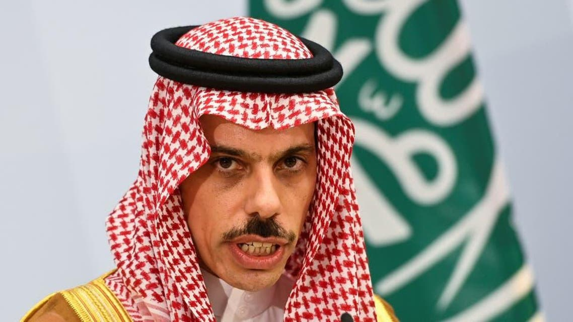KSA: Foreign Minister Faisal bin Farhan