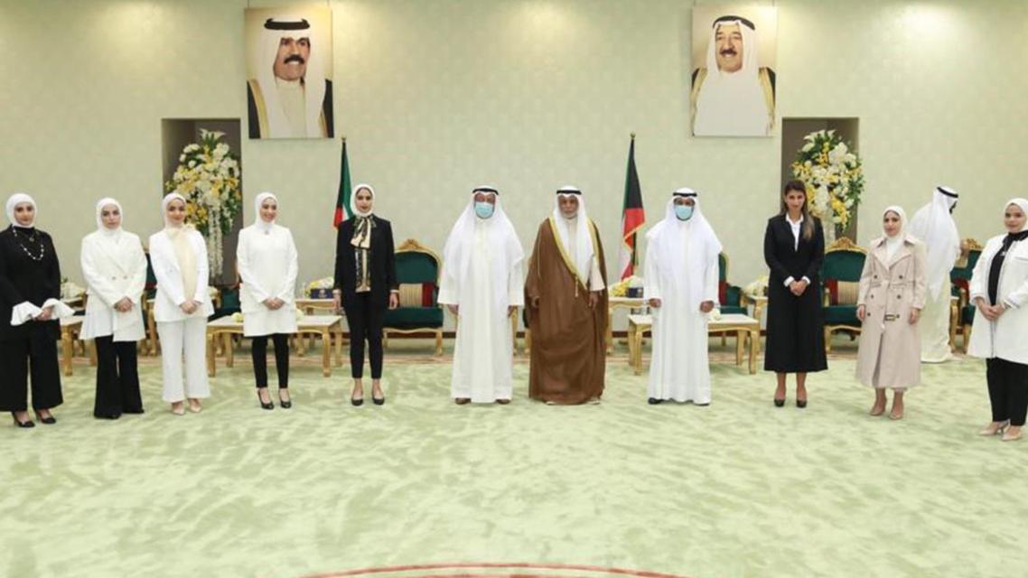 قاضيات في الكويت