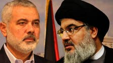 حماس کے سربراہ اسماعیل ھنیہ حسن نصراللہ سے ملاقات کے لیے بیروت پہنچ گئے