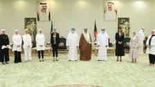 کویت کی تاریخ میں پہلی مرتبہ؛عدالتِ عظمیٰ میں آٹھ خاتون ججوں کا تقرر،حلف برداری