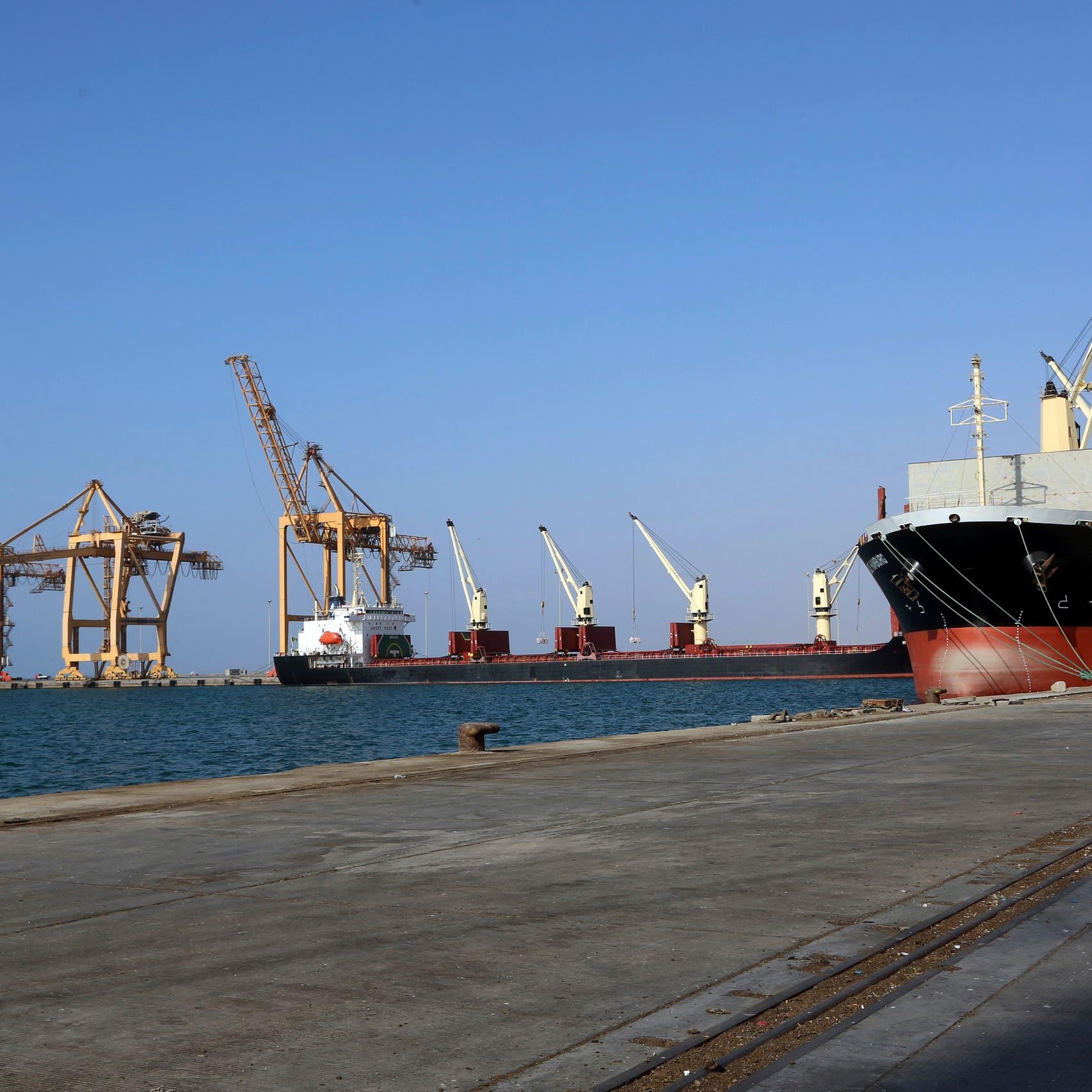 الحكومة اليمنية: سفن نفط دخلت الحديدة