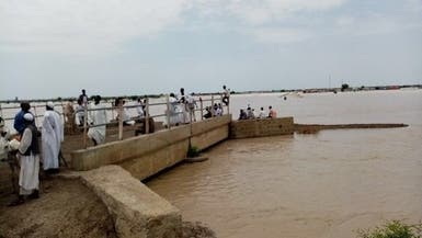 مشاهد مرعبة.. قرى ومدن سودانية تغرق في الفيضان