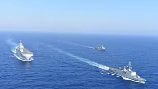 اقدام فوری نظامی یونان علیه ترکیه در شرق مدیترانه
