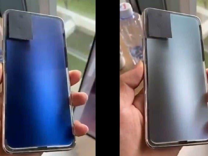 لن تصدق.. هاتف قادر على تغيير لونه بكبسةزر!
