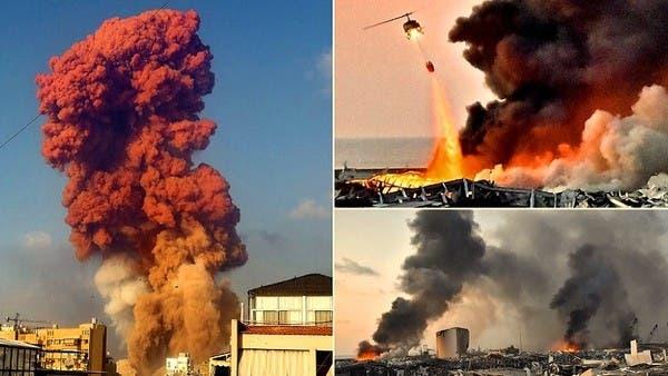 شهر مر على انفجار مرفأ بيروت المنكوب والطلاسم مستمرة