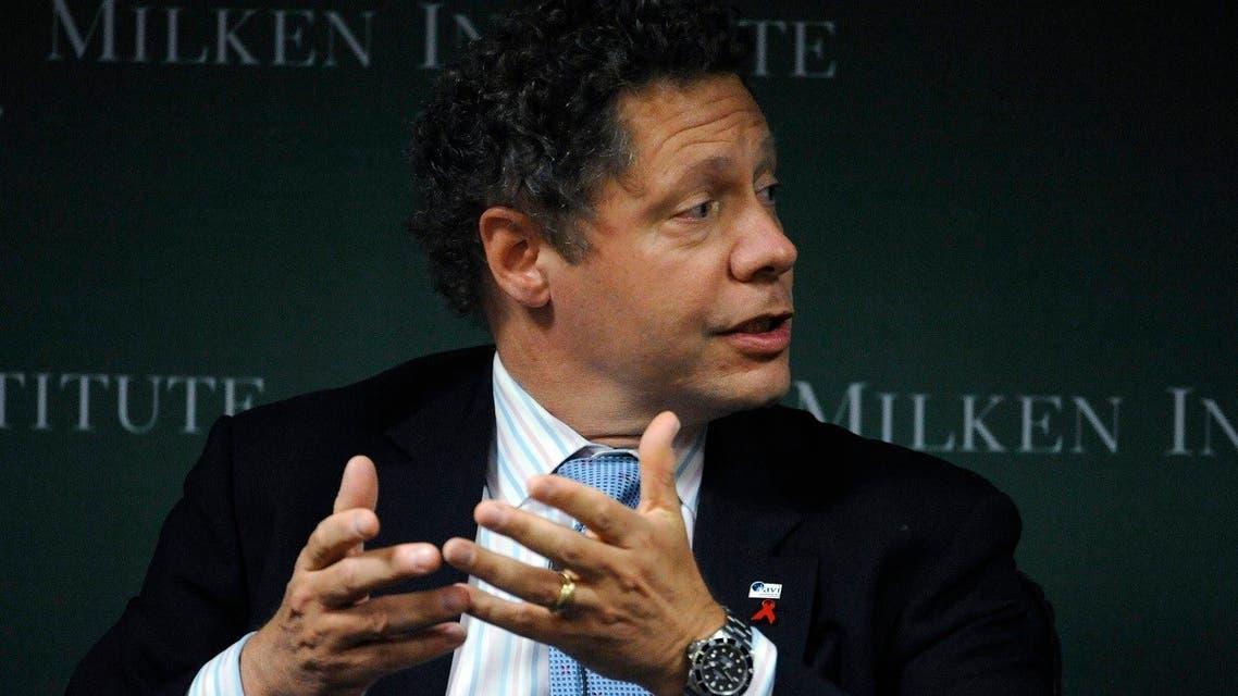 Seth Berkley, chief executive of the GAVI vaccines alliance. (File photo: Reuters)