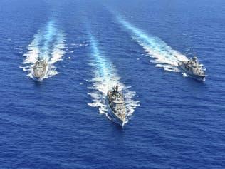 واشنطن وأثينا:  يجب حل أزمة شرق المتوسط سلمياً
