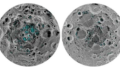 صدأ حديد على القمر.. كيف وصل الأكسجين؟
