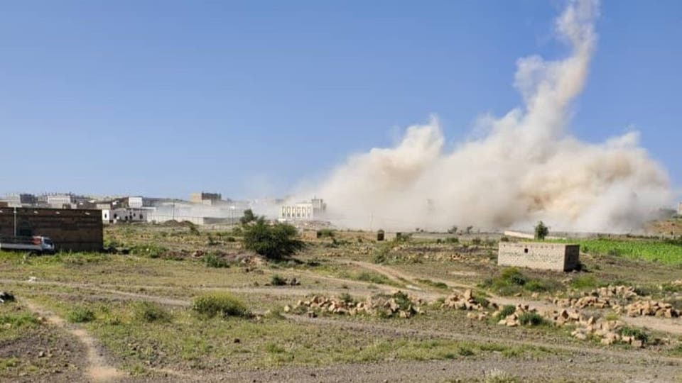اليمن.. ميليشيا الحوثي تفجر منازل شقيقين بالبيضاء
