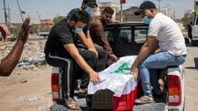 بغداد سے بصرہ تک غیر منضبط اسلحہ برآمد کرنے کی مہم
