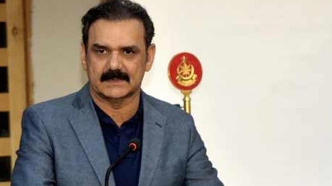 عاصم سلیم باجوہ