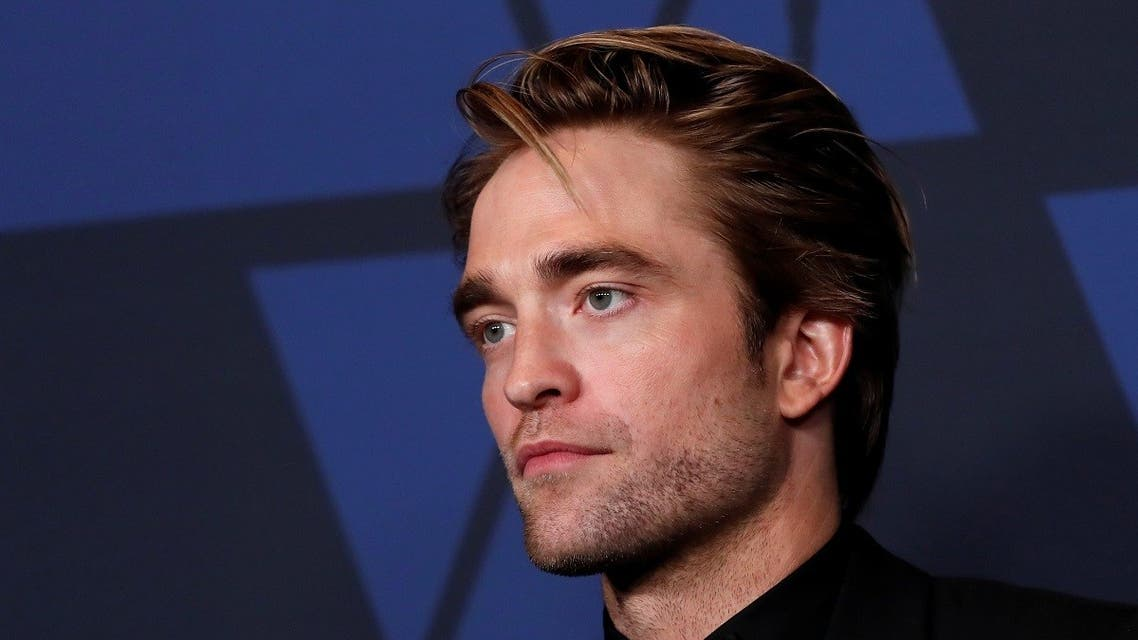 British actor Robert Pattinson. (Reuters)
