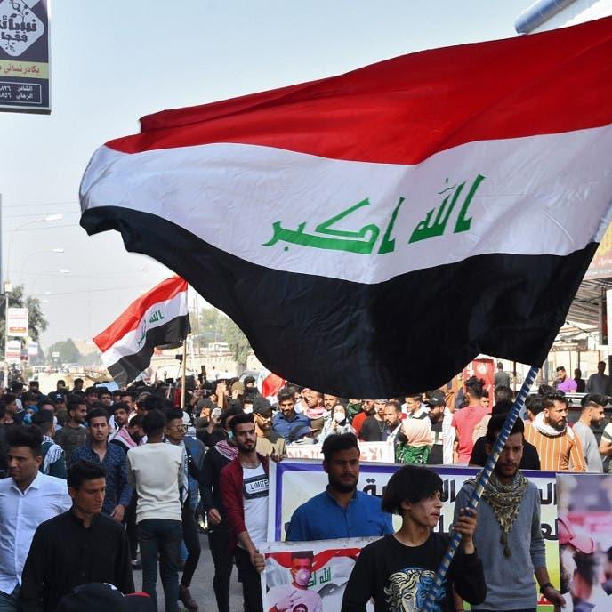 إحباط مخطط لتفجير خيم متظاهرين بذي قار.. واعتقال المتهم