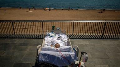 علاج جديد وغريب لمرضى كورونا.. 10 دقائق قبالة البحر