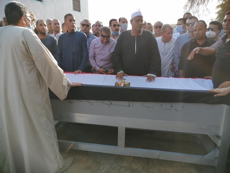جنازة يوسف والي