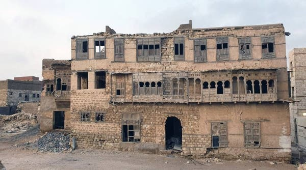 منزل لورانس العرب في ينبع