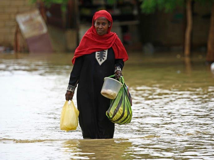فيضانات غير مسبوقة.. السودان يعلن الطوارئ