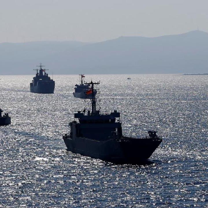 مناورات تركية قرب قبرص.. وأردوغان لماكرون: لا تعبث معنا