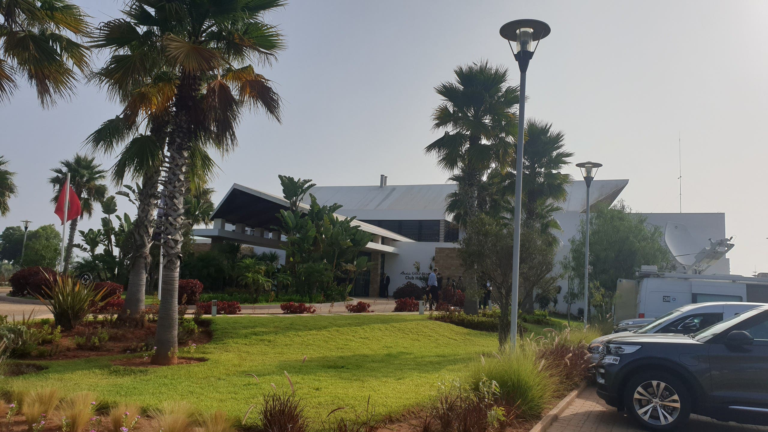 مكان انعقاد المحادثات الليبية في المغرب