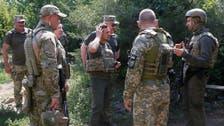 Ukrainian military accuses pro-Russian separatists of violating ceasefire