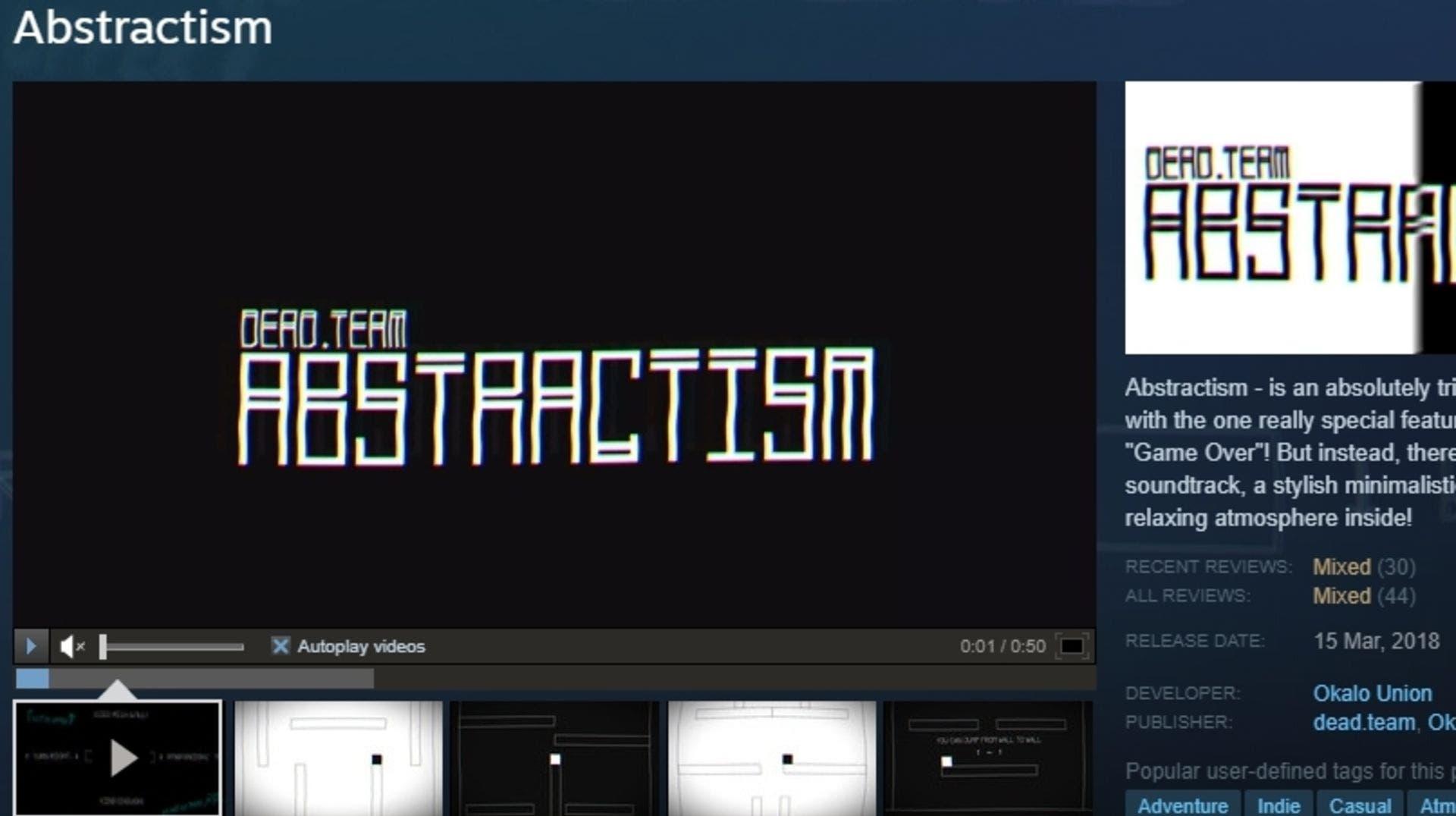 لعبة Abstractism