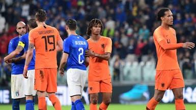 إيطاليا تواجه هولندا في بيرغامو تكريماً لضحايا كورونا