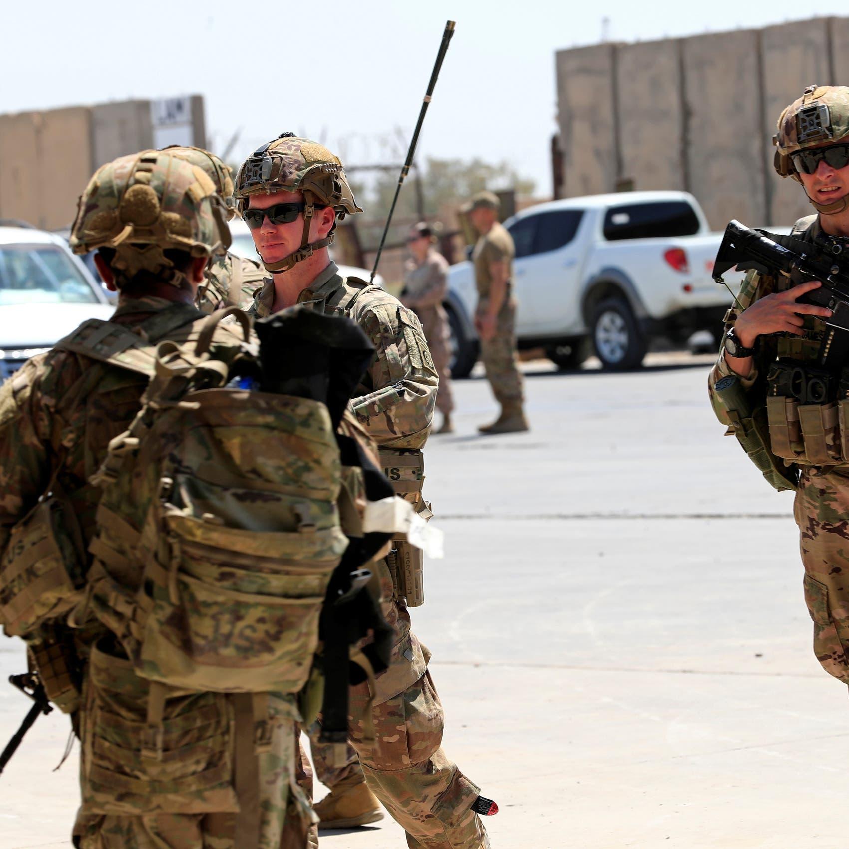البنتاغون: خفض عدد القوات الأميركية إلى 2500 جندي بالعراق