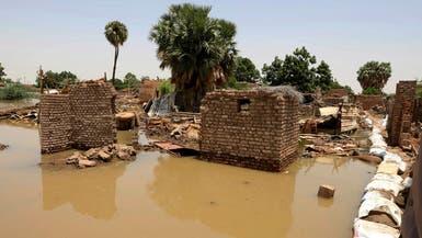 ارتفاع ضحايا فيضانات السودان إلى 106 إضافة إلى 56 مصاباً