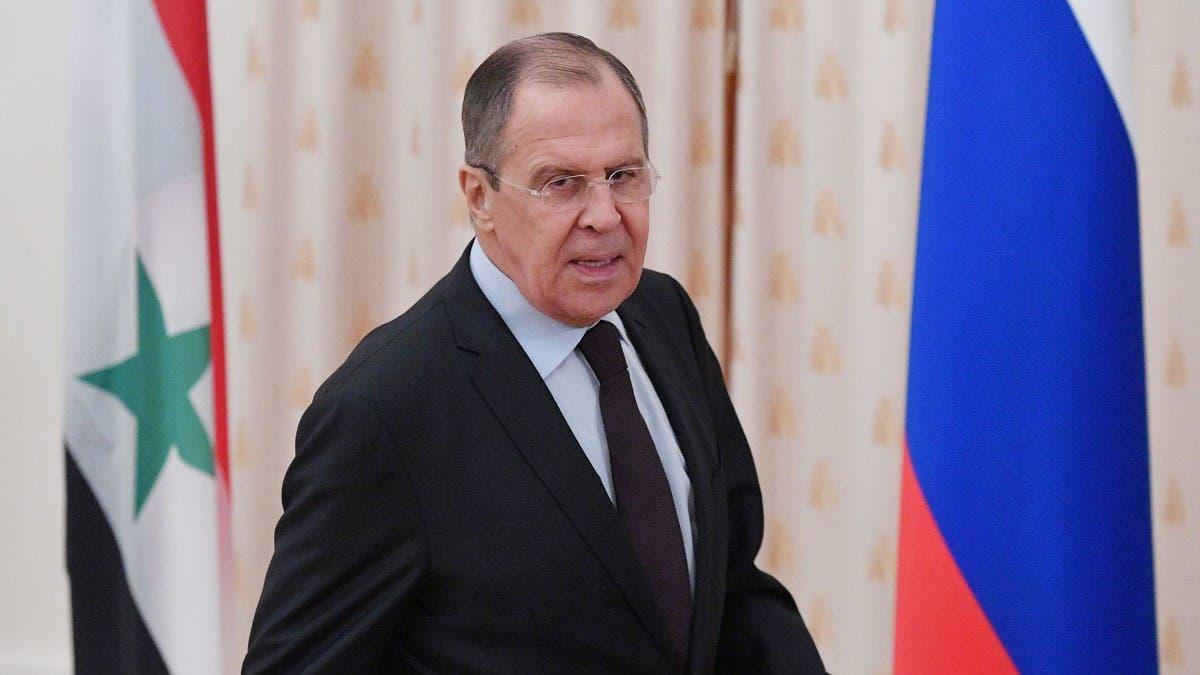 لافروف: واشنطن رفضت حلاً للأزمةالدبلوماسية