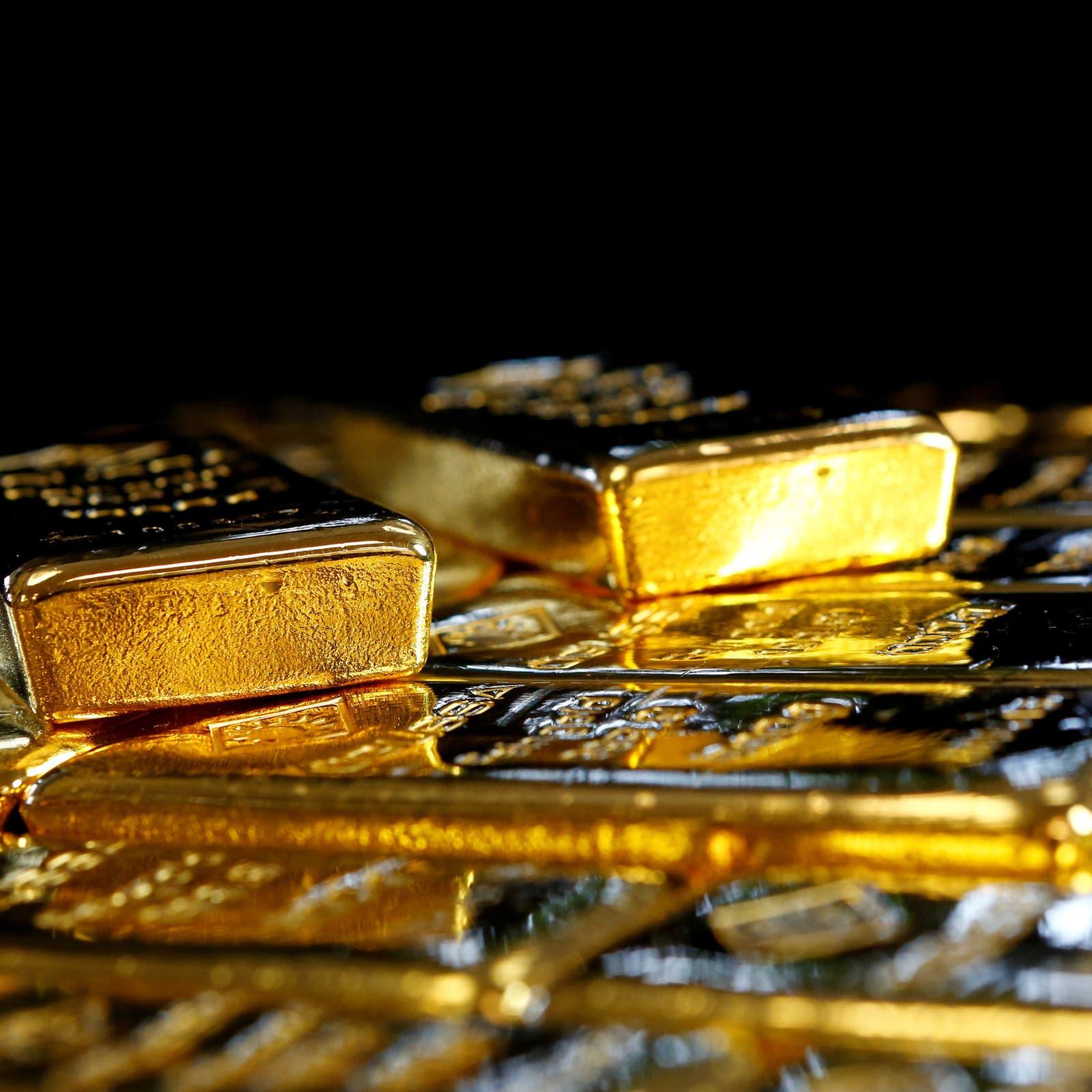 الذهب يصعد بدعم نزول الدولار وآمال التحفيز