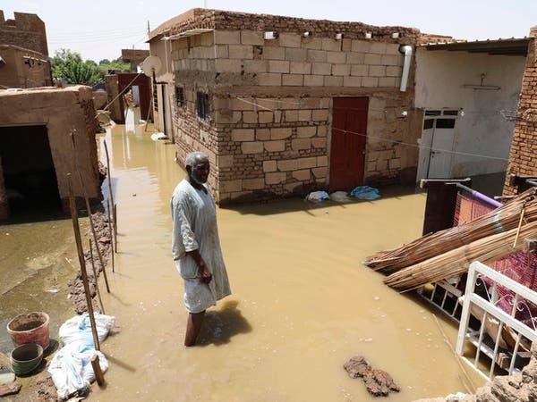جسر جوي بين مصر والسودان لإرسال المساعدات إثر الفيضانات