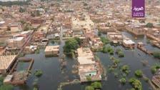 Watch: Residents of Sudan's Tuti Island struggle to abandon flooded homes