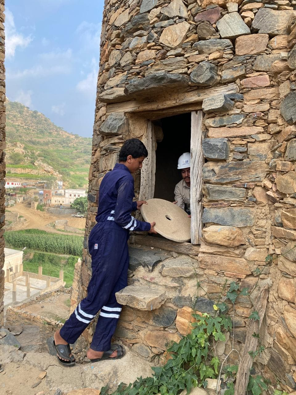KSA: Castle Renovation