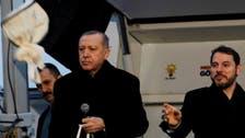 ترکی : اپوزیشن کا ایردوآن کے داماد پر ملک کی معیشت تباہ کر دینے کا الزام